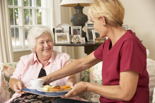 5 Tactics to Get Your Senior Loved One to Eat