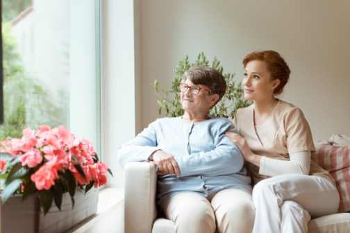 Caregiver Support: How to Manage Caregiver Stress