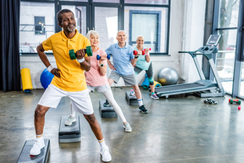 5 Key Benefits of Exercises for Seniors