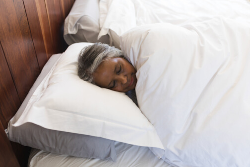 Here's How to Help Improve a Senior's Sleeping Habits