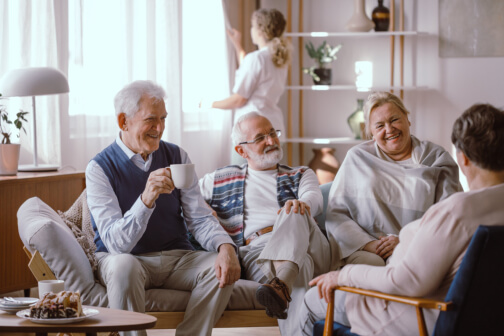 Keeping the Holiday Stress Low with Home Care