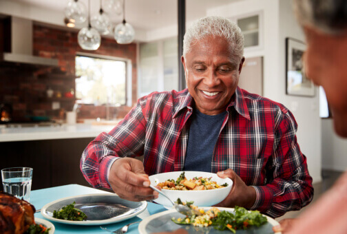 Tricks to Make Healthy Foods Appetizing for the Elderly